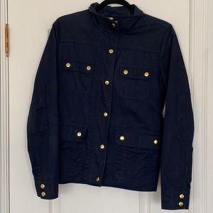 J crew lightweight jacket